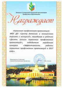 Gramota_pobeditelya_gorodskogo_konkursa_Effektivnost_raboty_za_2017_god